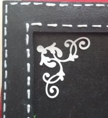 4563a64b1 KARTÓN A LEPENKA | Papierový výrez - Ornament /maslová/ | HOBBY ...
