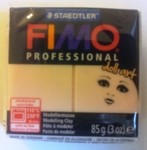 Fimo professional - Doll Art - rosa